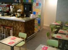 Salle - Brasserie - Derrière