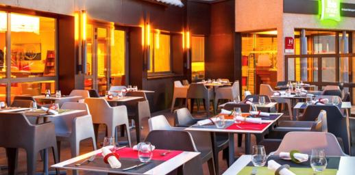 Terrsse - Restaurant - L'astrolabe