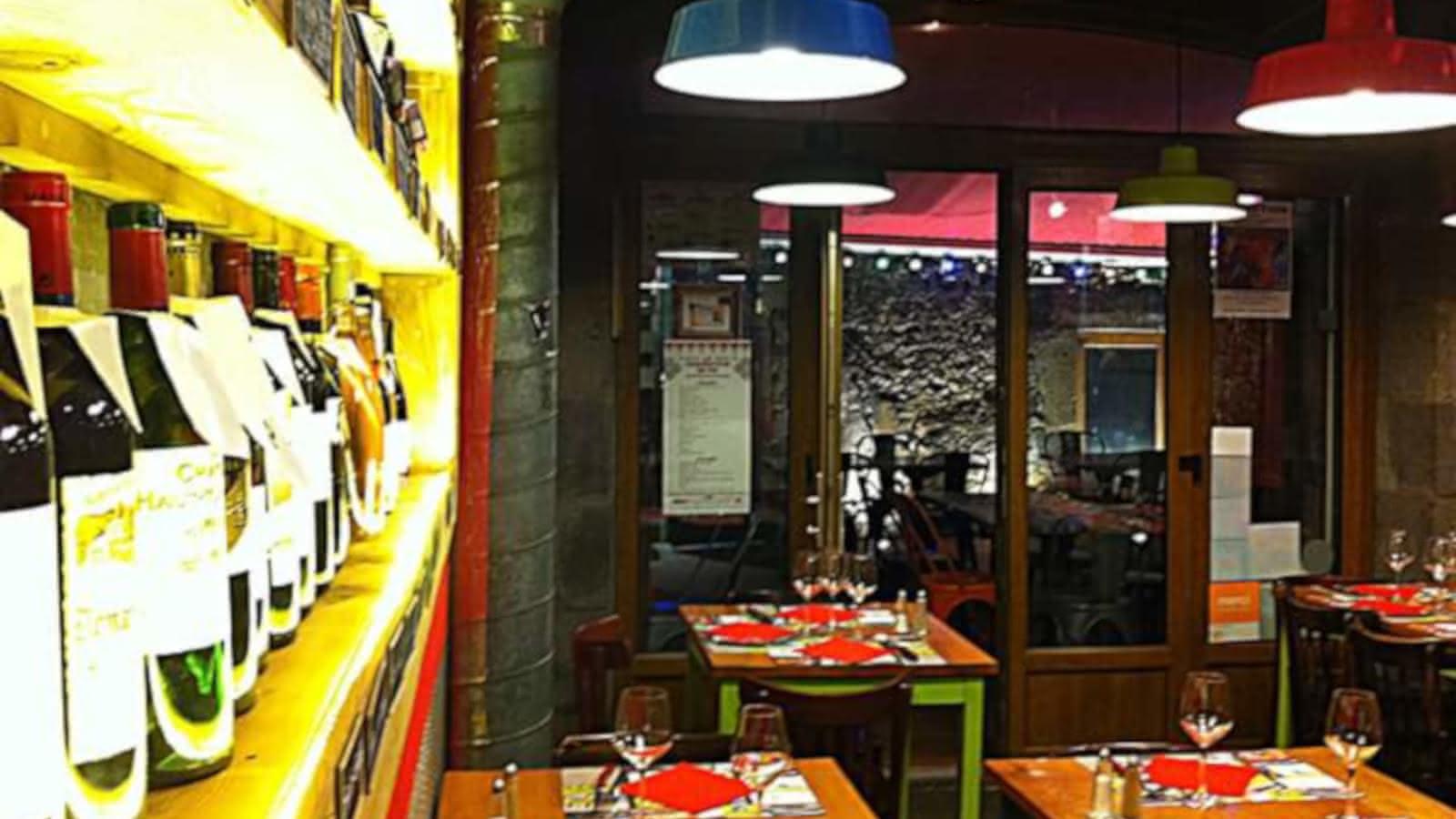 © Salle - Restaurant - Le Boeuf Café