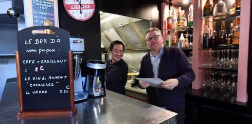 Accueil - Restaurant - Le bar d'O