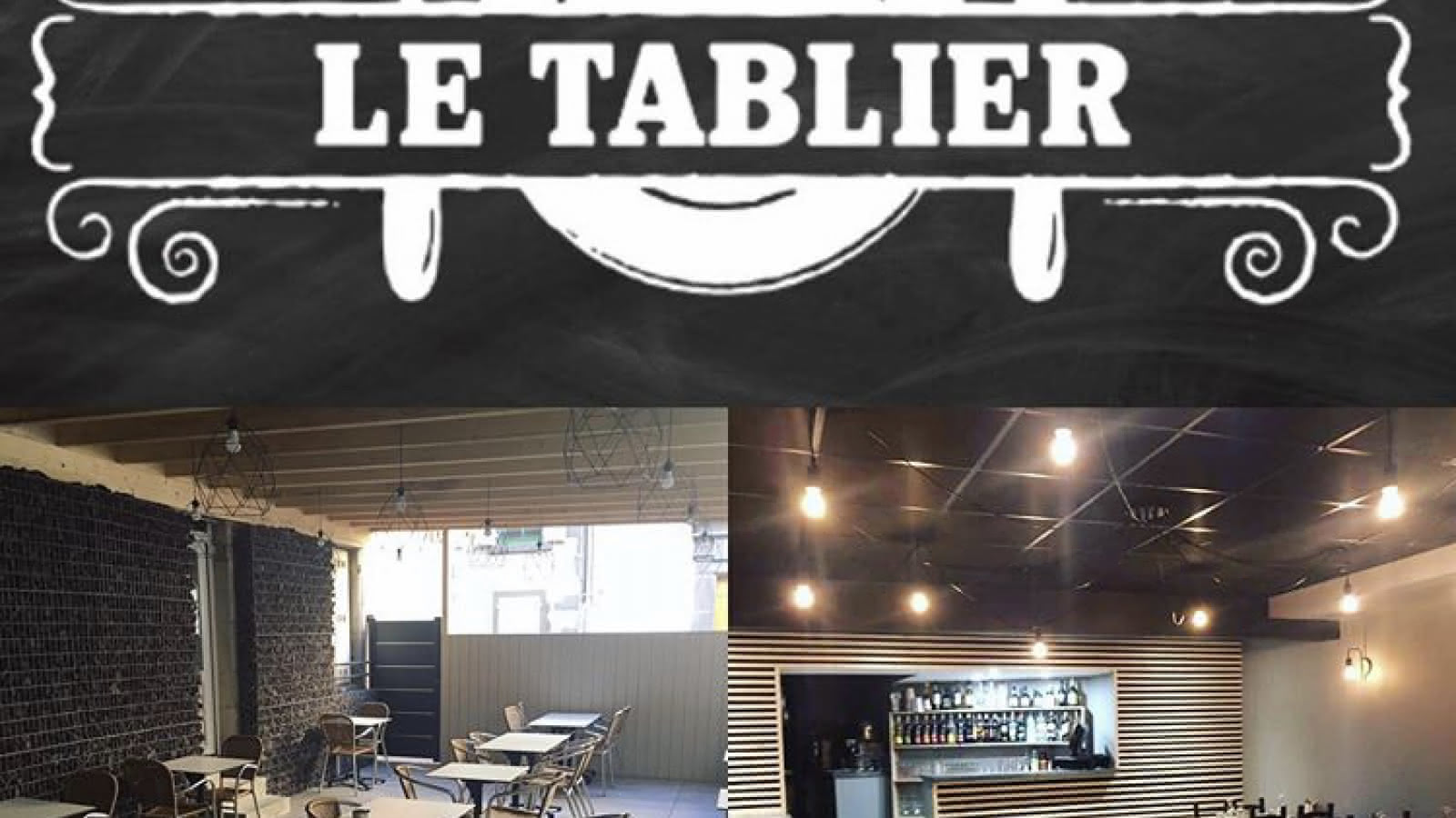 © Restaurant Le Tablier