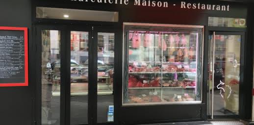 Devanture - Restaurant - Chez Dudu