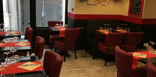 Salle - Restaurant - Chez Dudu