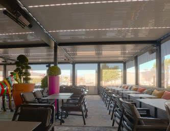 Salle - Restaurant - Caffé Mazzo