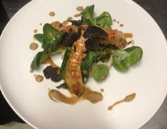 Plat - Restaurant - Alfred