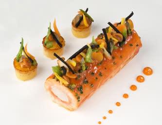 Plat - Restaurant - Apicius