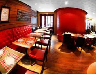 Salle - Restaurant - Pile-Poêle