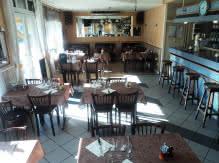 Salle - Restaurant - La maison bleue