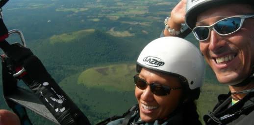 Flying Puy de dôme