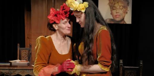 Théâtre le Valet de coeur : Les femmes savantes