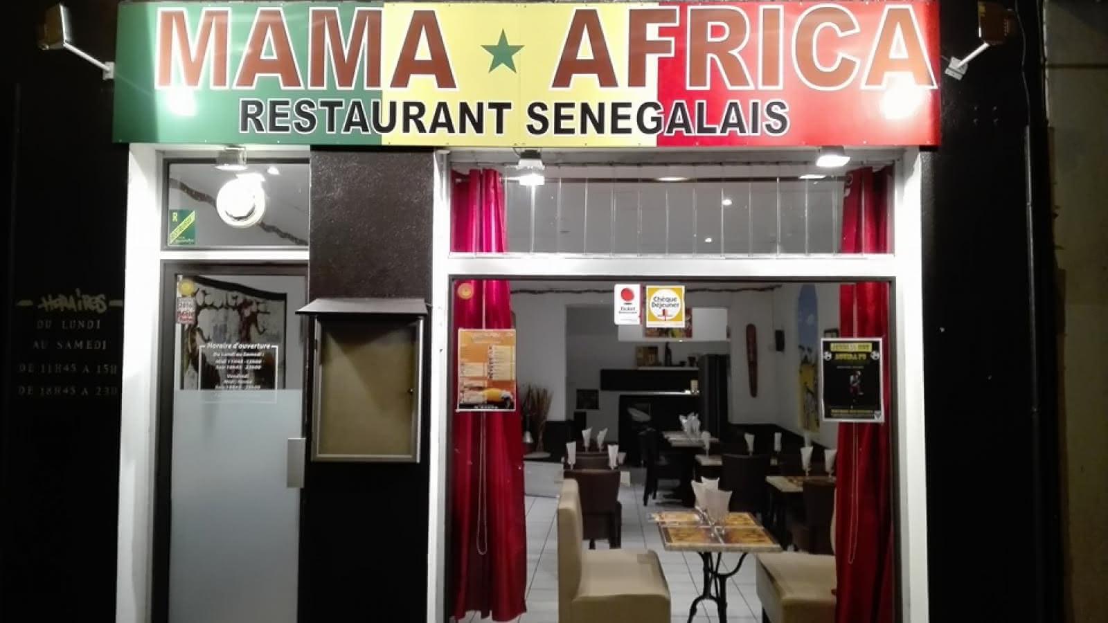 Restaurant - Mama Africa