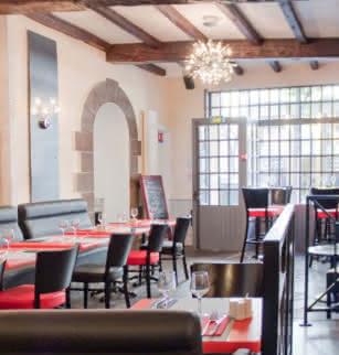 Salle - Restaurant - Le Zinc d'André