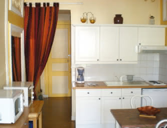 Cuisine - Résidence Hermitage - Bécamel