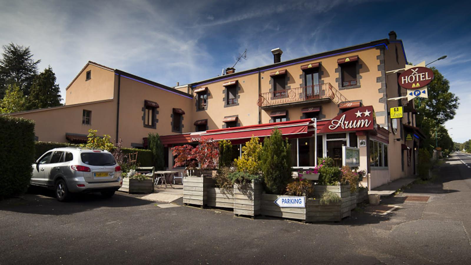 © Façade - Restaurant - Arum