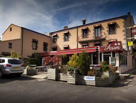 Façade - Restaurant - Arum