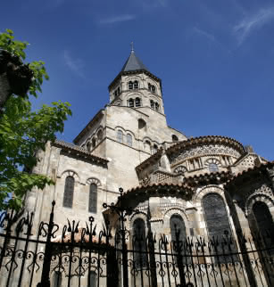 Notre-Dame-du-Port - Parcours Saint-Genès