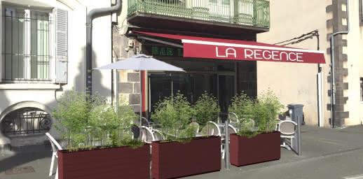 Restaurant - La régence