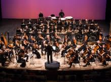 Concert  de l'Orchestre Symphonique des Dômes