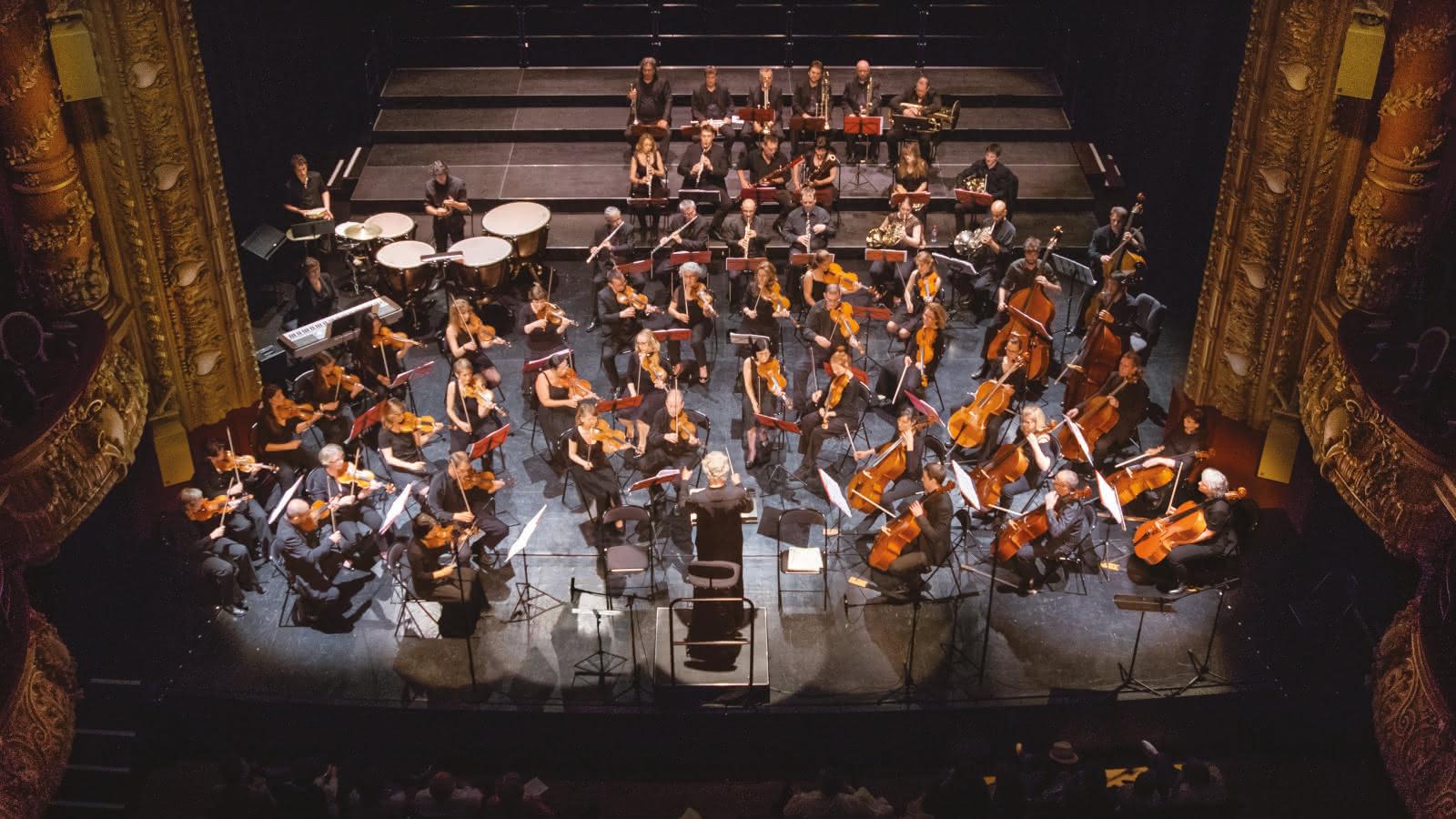 © Concert  de l'Orchestre Symphonique des Dômes