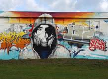 Sortie découverte à Street Art City Lurcy-Lévis
