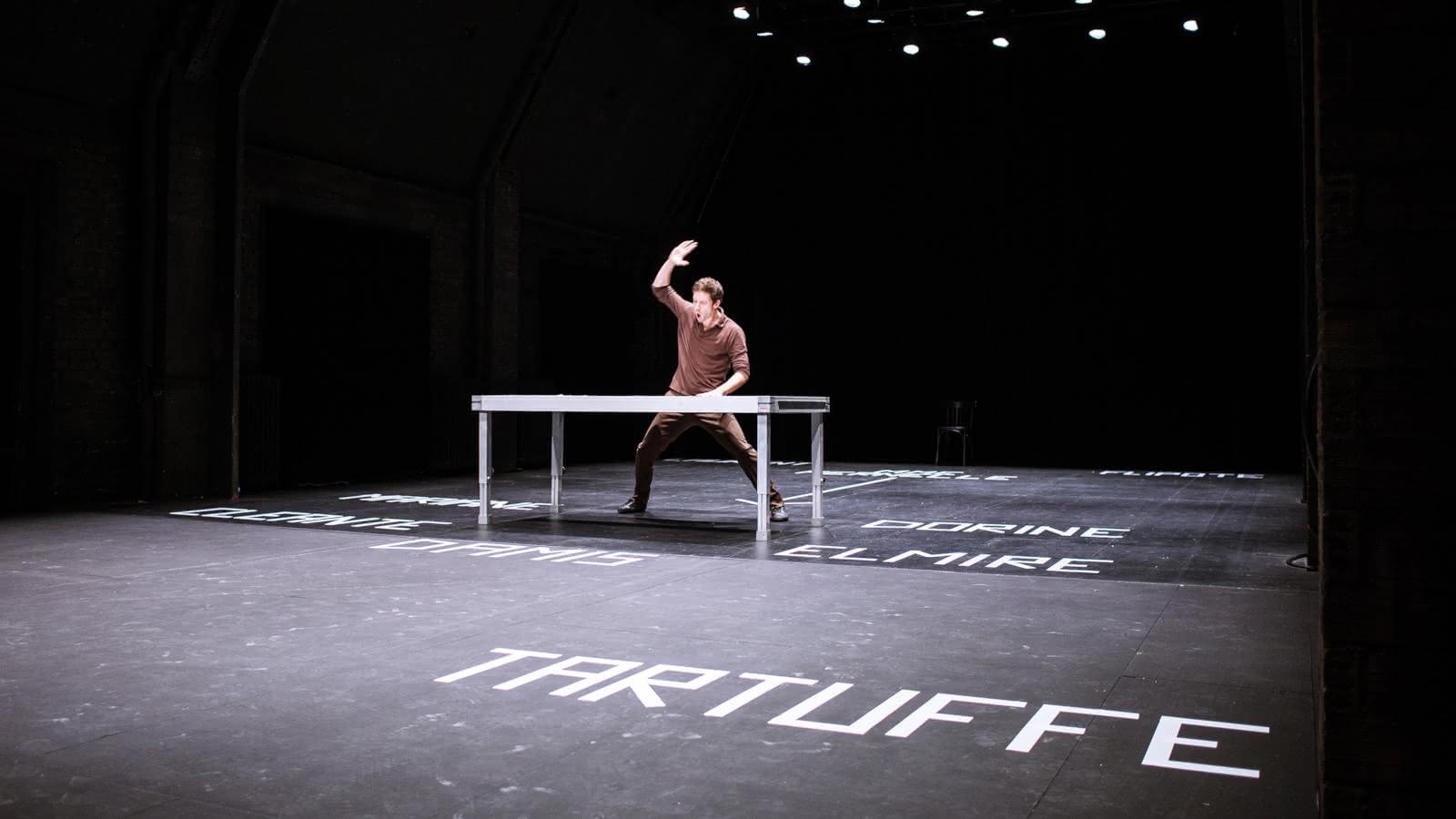Tartuffe d'après Tartuffe d'après Tartuffe d'après Molière - Guillaume Bailliart