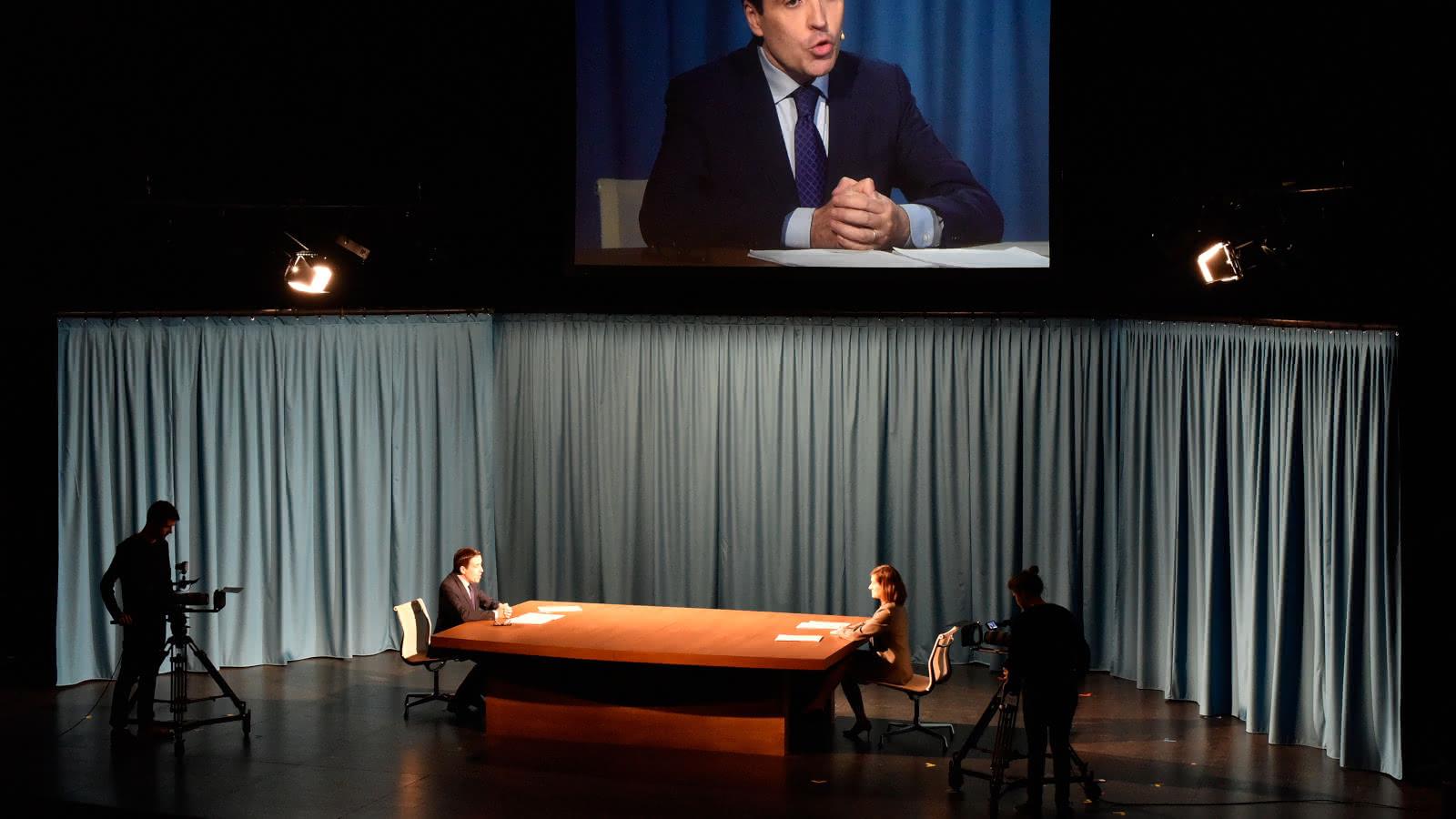© Rituel 4 : le grand débat - Émilie Rousset et Louise Hémon