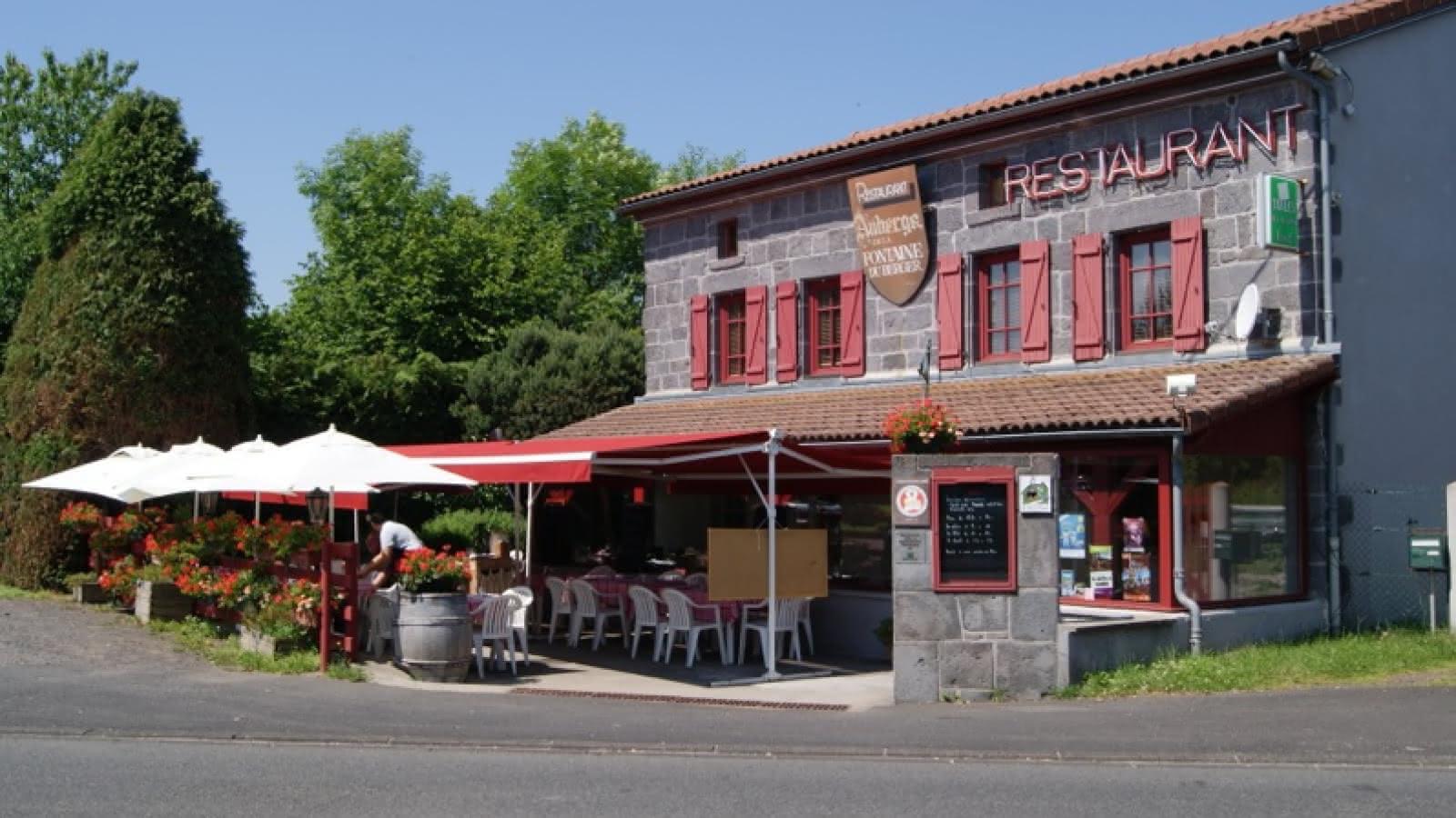 Auberge de la Fontaine du Berger
