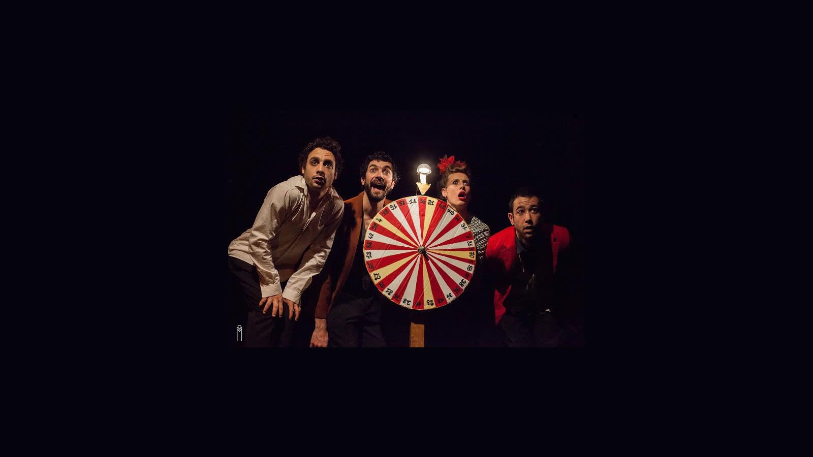 Saison culturelle Romagnat : Cabaret en poche