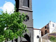 L'église d'Aubière