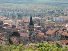 Le vieux bourg cournonnais