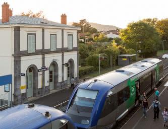 Gare, Le Cendre