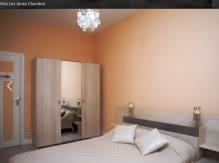 Chambre - Villa Les Aloès - N°1