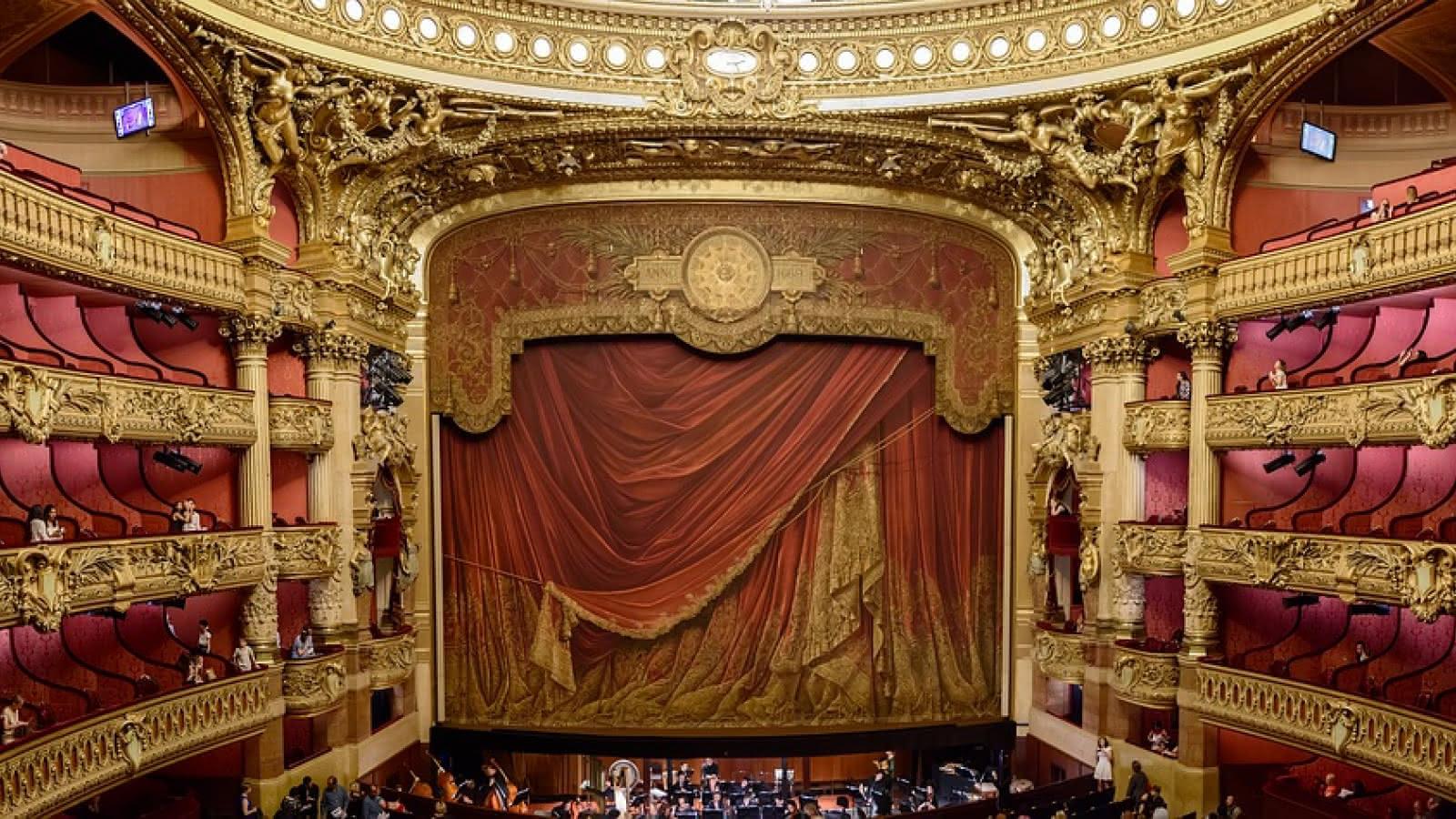 © Choeur Régional d'Auvergne : Mozart et Salieri