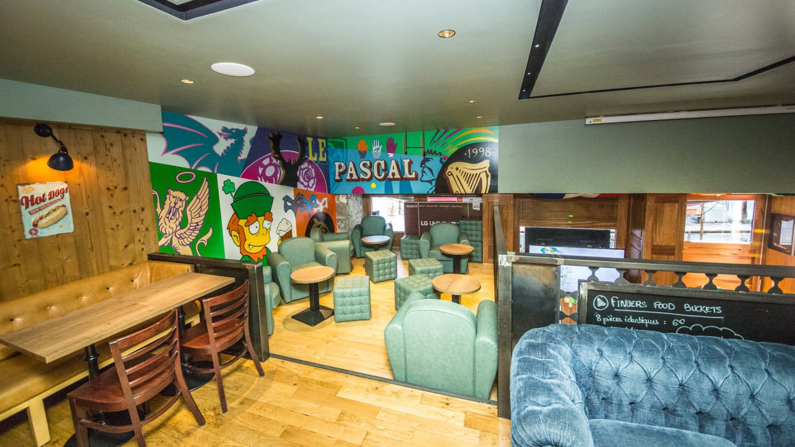 Le Café Pascal