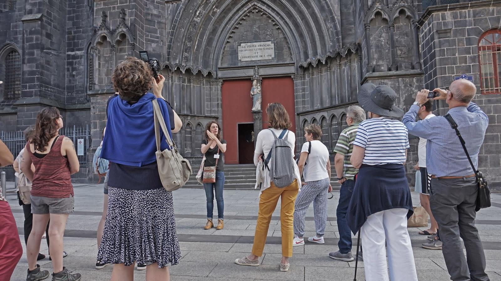 D'Augustonemetum à Clermont-Ferrand
