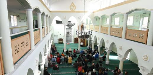 La Grande Mosquée de Clermont-Ferrand