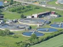 La Station d'épuration des Trois rivières