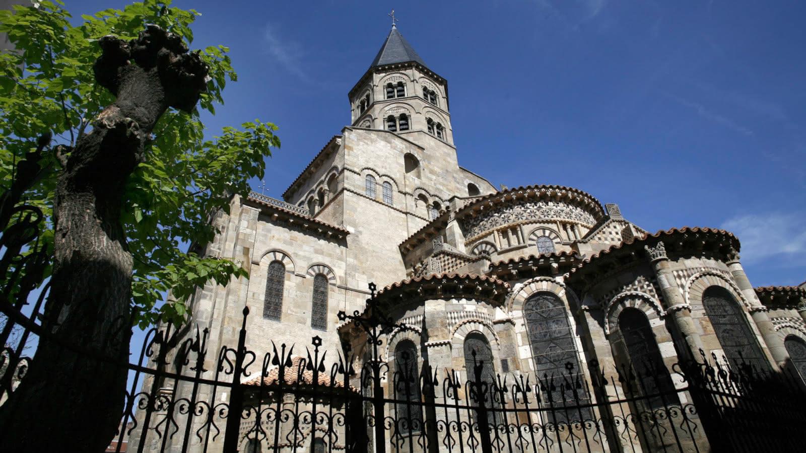 Basilique Notre-Dame-du-Port - Journées Européennes du Patrimoine