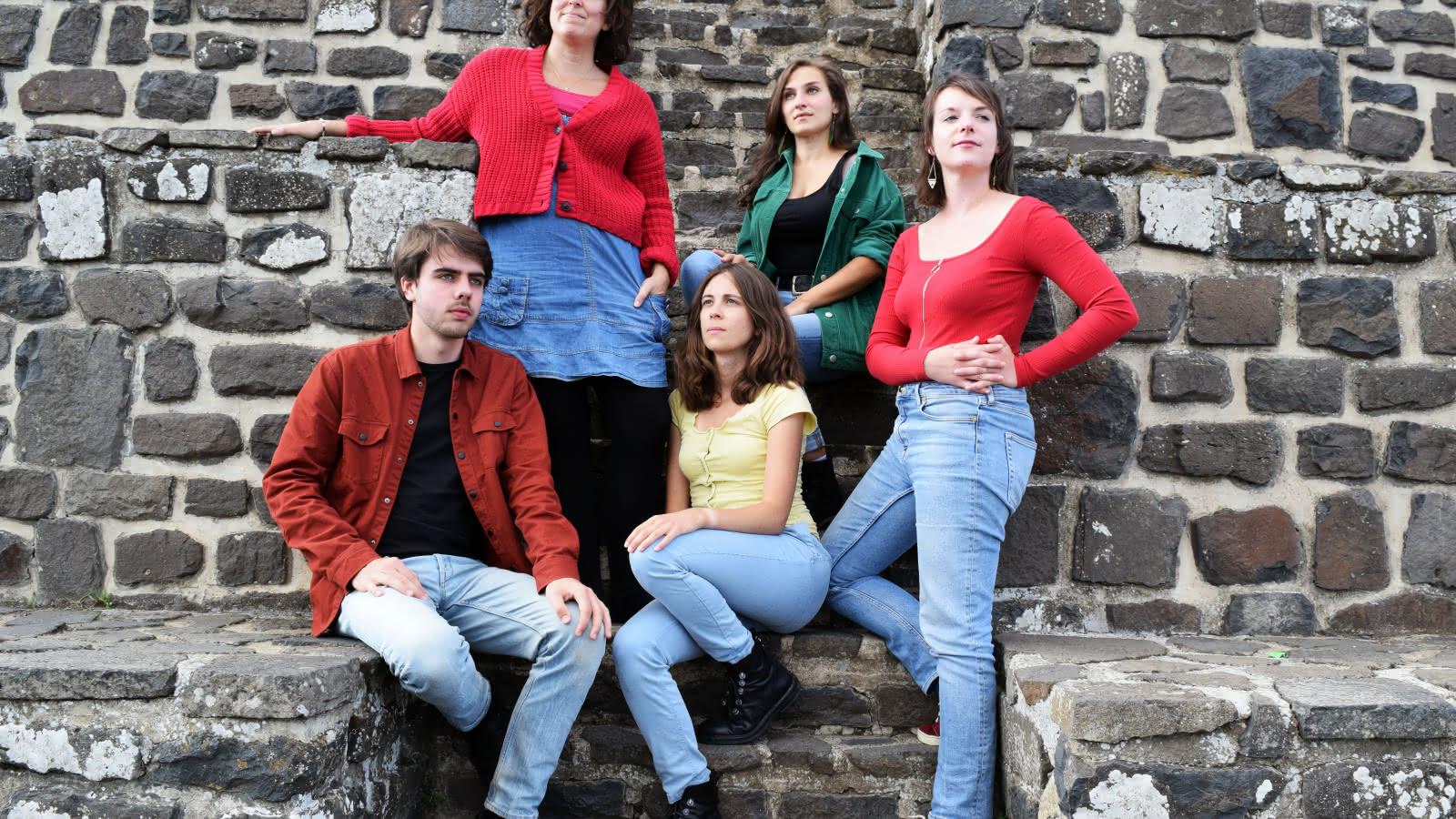 Acid Quintet en showcase au Tremplin