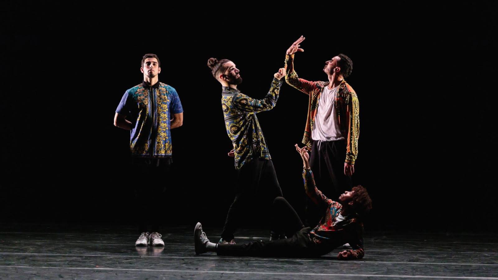 © Des mots pour danser, des gestes pour dire - Hip Hop Baroque