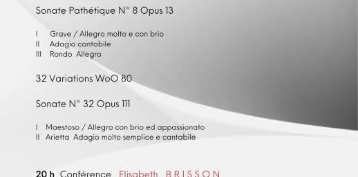 Ensemble Arietta : Le piano de Beethoven sous le signe de l'Ut mineur