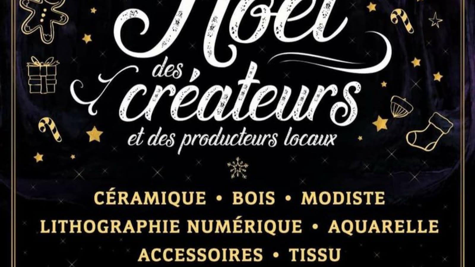 © Noël des créateurs et des producteurs locaux