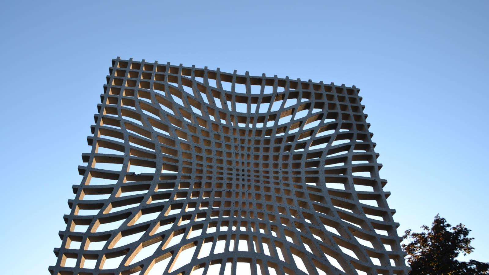 © Sculpture à Chanat-la-Mouteyre