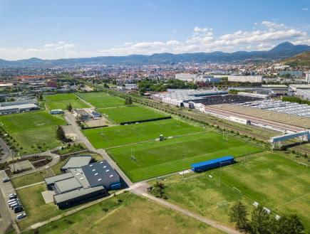 Stade des Gravanches