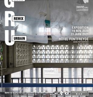 "Hôtel Fontfreyde : Exposition - ""Grand Remix Urbain"""