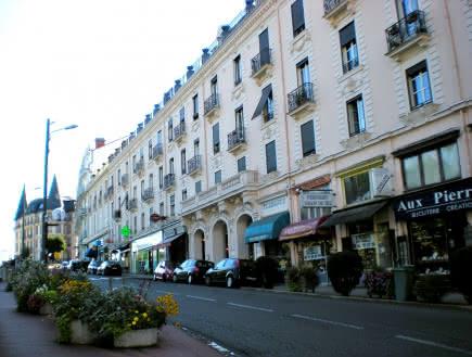 Façade - Résidence Hermitage - Bécamel