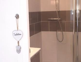 Salle de bain - Résidence Les Peupliers - Midon