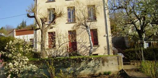 Jardin - Meublé Chabrier