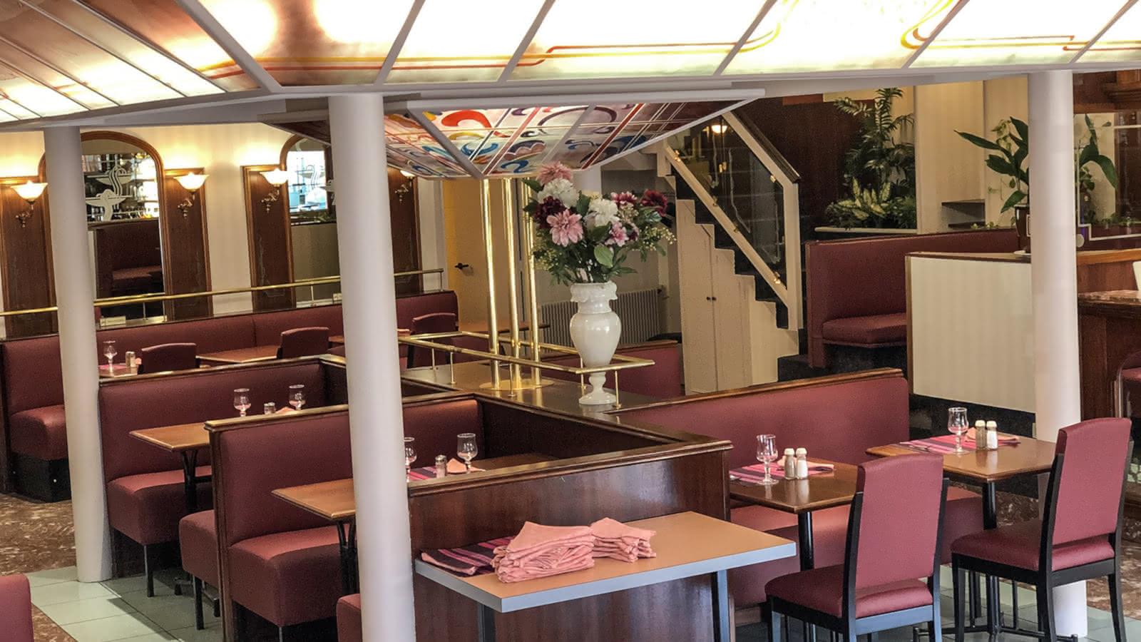 © Le restaurant César hôtel