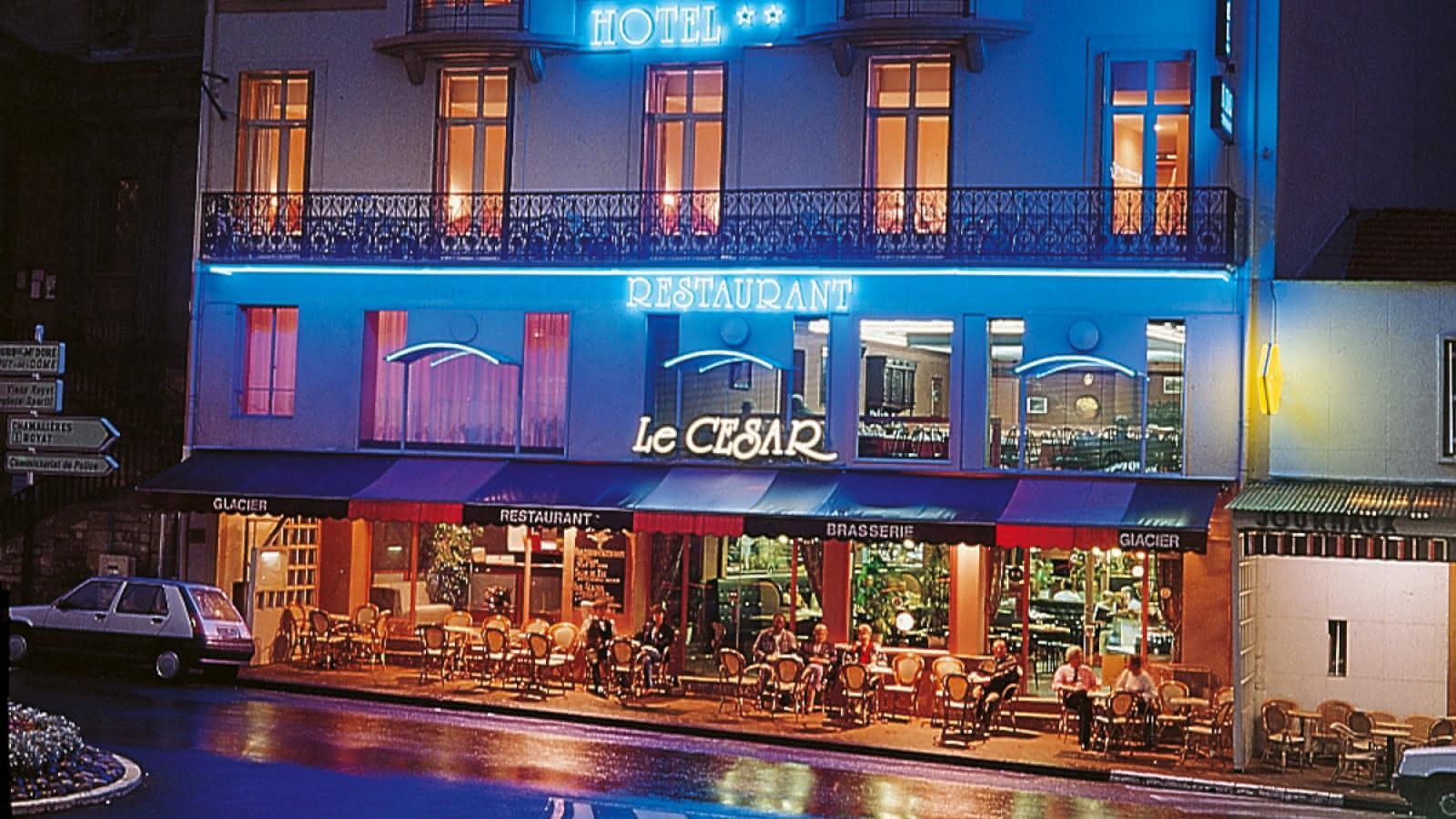 © Hôtel Restaurant Le César